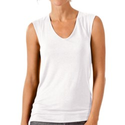 Horny Toad Simplex Tank Top (For Women) in White