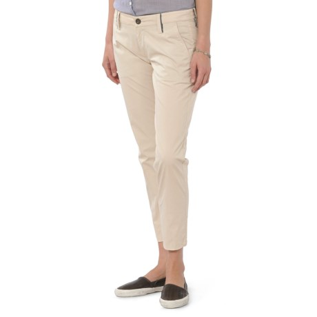 Horny Toad Slingshot Chino Pants - Organic Cotton (For Women) in Oatmeal