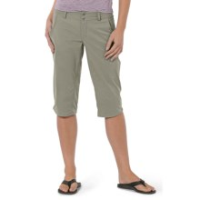 Horny Toad Wearabout Stretch Nylon Capris (For Women) in Camper - Closeouts