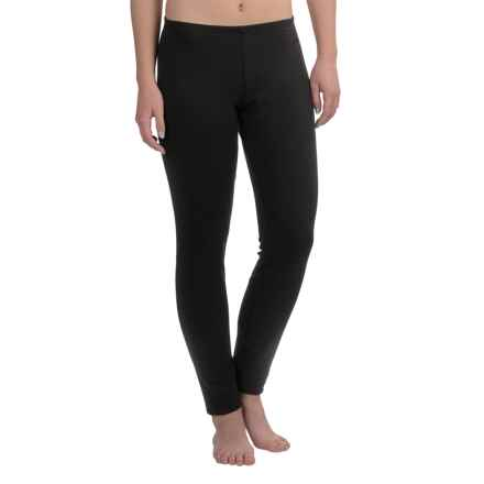 Hot Chillys Alpaca Blend Base Layer Pants (For Women) in Black - Closeouts