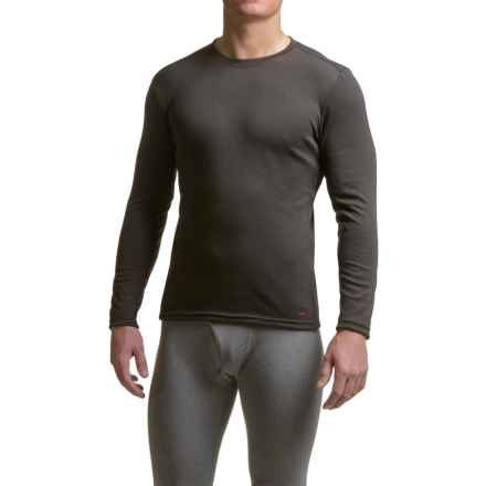 Hot Chillys Alpaca Blend Base Layer Top - Long Sleeve (For Men) in Black - Closeouts