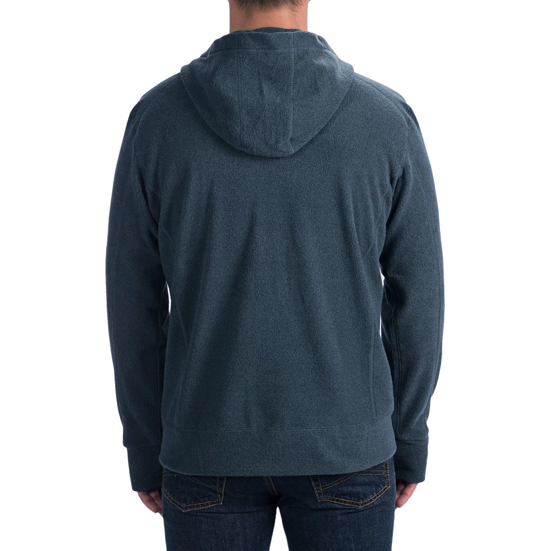 Hot Chillys Baja Fleece Hoodie (For Men) 7179D - Save 37%