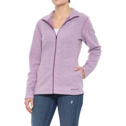 Hot Chillys Baja Fleece Jacket (For Women) in Candyland - Closeouts