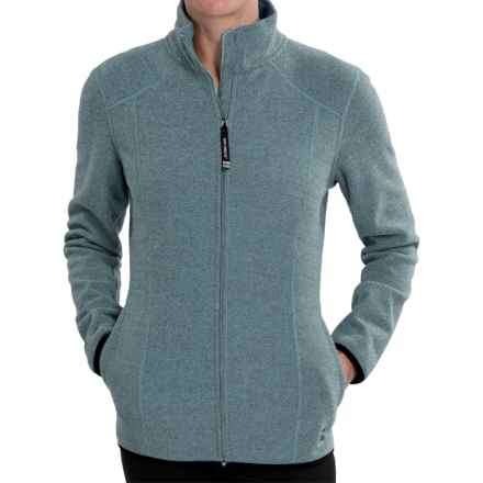 Hot Chillys Baja Fleece Jacket (For Women) in Pale Blue - Closeouts