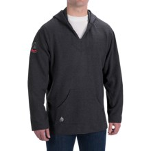 Hot Chillys Barrio Tijuana Hoodie (For Men) in Carbon - Closeouts