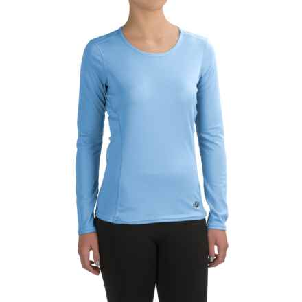 Hot Chillys Geo-Pro Base Layer Top - Long Sleeve (For Women) in Sky - Closeouts