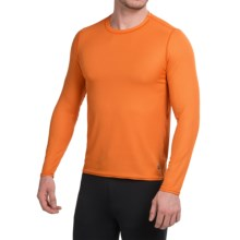 Hot Chillys Geotek Base Layer Top - Long Sleeve (For Men) in Orange - Closeouts