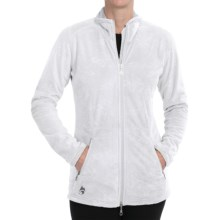Hot Chillys La Paz Zip Jacket (For Women) in White - Closeouts
