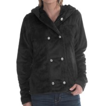 Hot Chillys La Reina Fleece Jacket (For Women) in Black - Closeouts