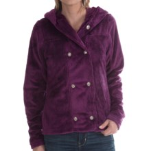 Hot Chillys La Reina Fleece Jacket (For Women) in Eggplant - Closeouts
