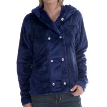 Hot Chillys La Reina Fleece Jacket (For Women) in Indigo - Closeouts