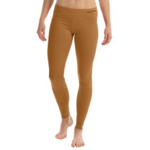 Hot Chillys Micro-Elite Chamois Base Layer Leggings - UPF 30+ (For Women) in Antique - Closeouts