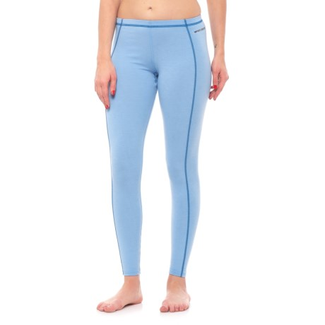 Hot Chillys MTF4000 Tights (For Women) in Sky