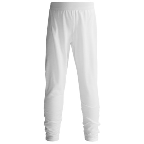 Hot Chillys Peachskins Base Layer Bottoms - Midweight (For Youth) in White