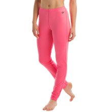 Hot Chillys Peachskins Base Layer Bottoms - UPF 30+ (For Women) in Rose - Closeouts