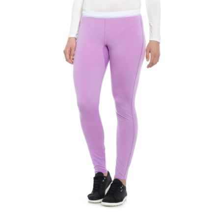 Hot Chillys Pepper Skins Base Layer Pants (For Women) in April - Closeouts