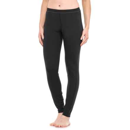 Hot Chillys Pepper Skins Base Layer Pants (For Women) in Black - Closeouts