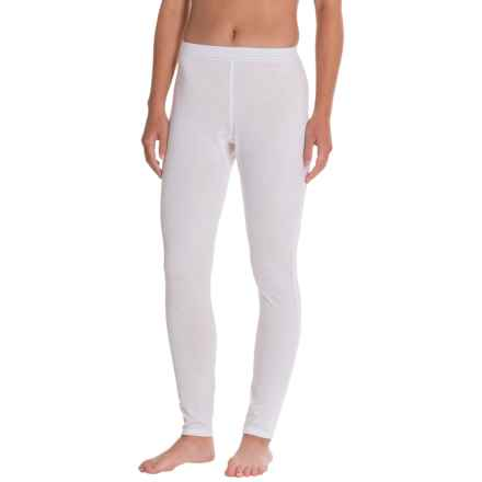 Hot Chillys Pepper Skins Base Layer Pants (For Women) in White - Closeouts