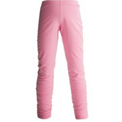 Hot Chillys Pepper Stretch Base Layer Bottoms - Midweight (For Youth) in Passion