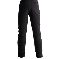 Hot Chillys Pepper Stretch Base Layer Pants - Midweight (For Little and Big Kids) in Black