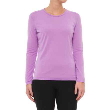 Hot Chillys Pepperskins Base Layer Top - Midweight, Crew Neck, Long Sleeve (For Women) in April - Closeouts