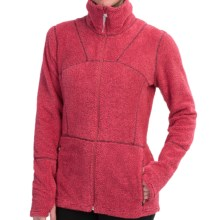 Hot Chillys Pico Jacket - Full Zip (For Women) in Rose - Closeouts