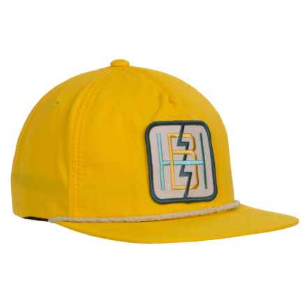 Howler Brothers Belafonte Cap (For Men) in Yellow - Closeouts