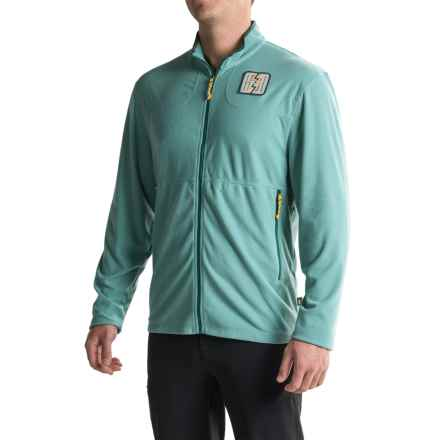 Howler Brothers Belafonte Fleece Jacket - Full Zip (For Men) in Belafonte Blue - Closeouts