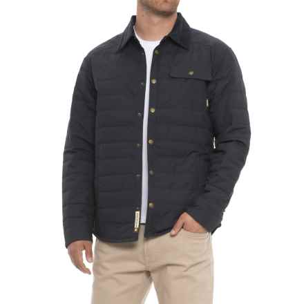Howler Brothers Esmont Quilted Jacket - Insulated (For Men) in Lagoon Blue - Closeouts