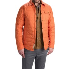 Howler Brothers Esmont Quilted Jacket - Insulated (For Men) in Orange Peel - Closeouts