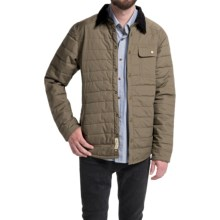 Howler Brothers Esmont Quilted Jacket - Insulated (For Men) in Taupe - Closeouts