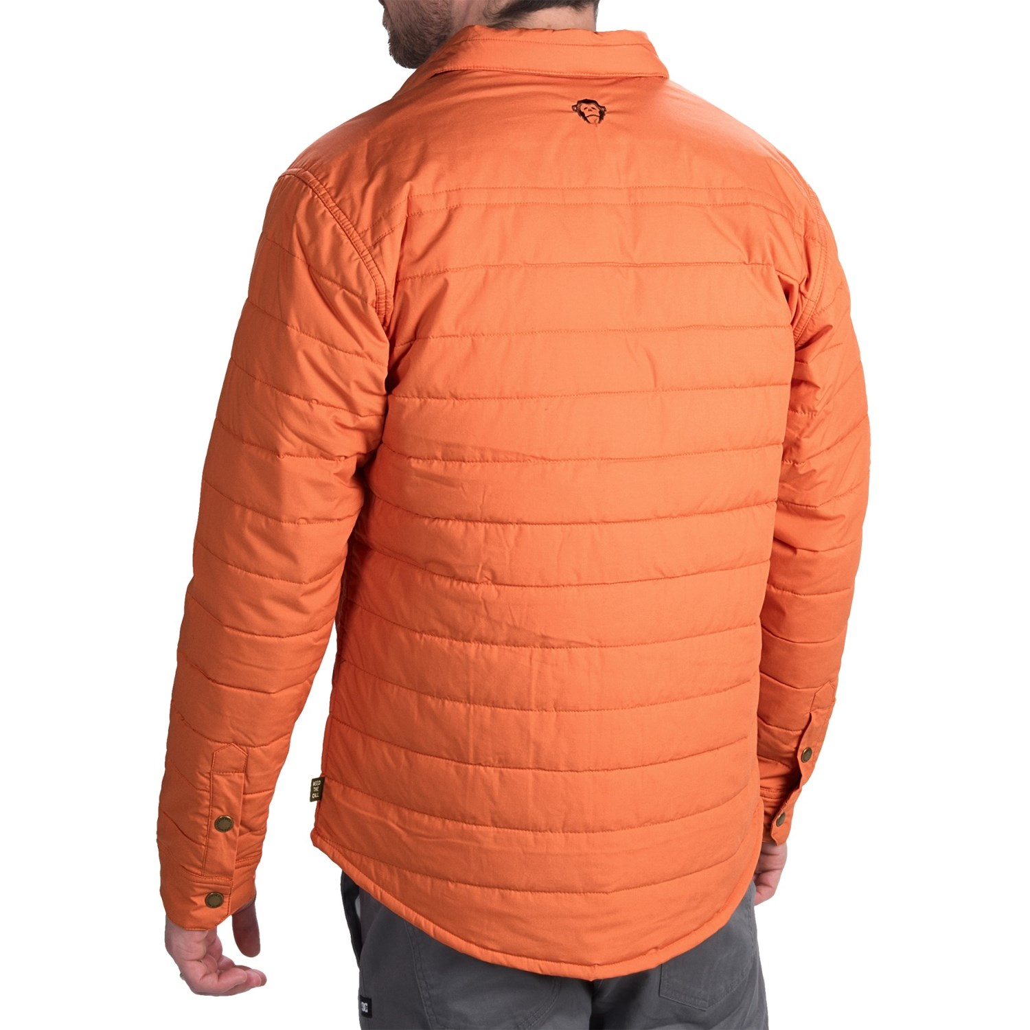 Howler Brothers Esmont Quilted Jacket (For Men) - Save 77% : red quilted jacket mens - Adamdwight.com