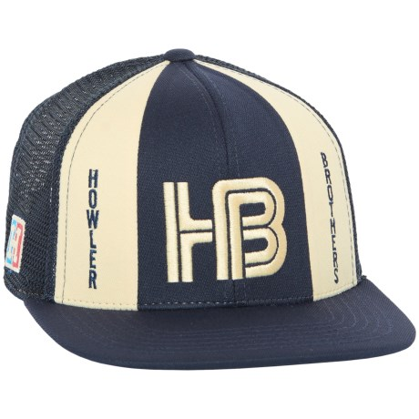 Howler Brothers FC Howler Hat (For Men) in Blue/White