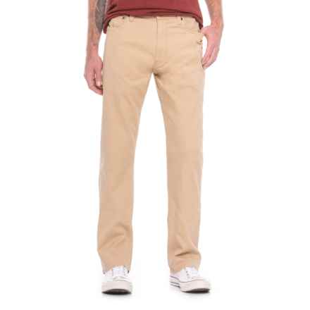 Howler Brothers Five-Pocket Pants (For Men) in Dusty Khaki - Closeouts