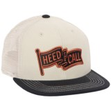 Howler Brothers Heed the Call Flag Hat (For Men)