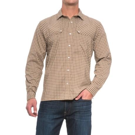 Howler Brothers Pescador Shirt - Long Sleeve (For Men)