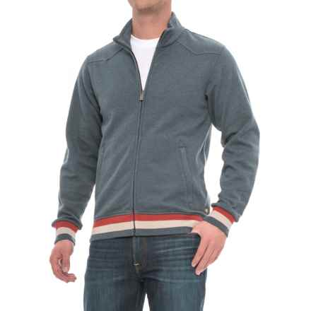 Howler Brothers Quick Draw Zip-Up Jacket (For Men) in Nova Blue - Closeouts