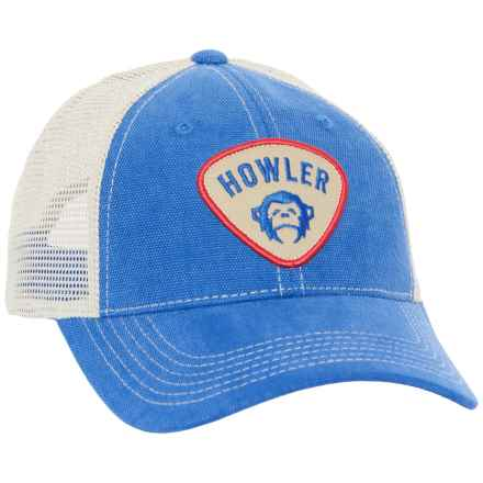 Howler Brothers Ranger Standard Hat (For Men) in Royal - Closeouts