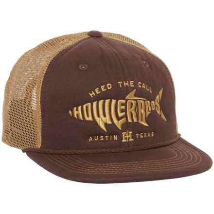 Howler Brothers Silver King HTC Hat (For Men) in Brown - Closeouts