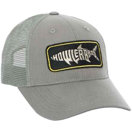 Howler Brothers Silver King Standard Hat (For Men) in Grey - Closeouts