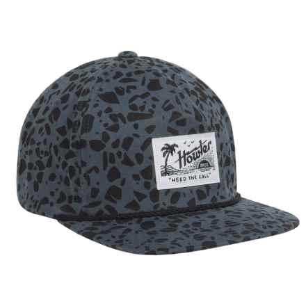 Howler Brothers Snapback Cap (For Men) in Paradise/Sea Glass Print - Closeouts