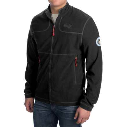 Howler Brothers Talisman Fleece Jacket (For Men) in Straight Black - Closeouts