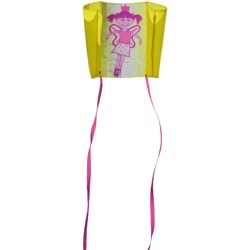 HQ Kites Sleddy Single Line Kite in Fairy Princess