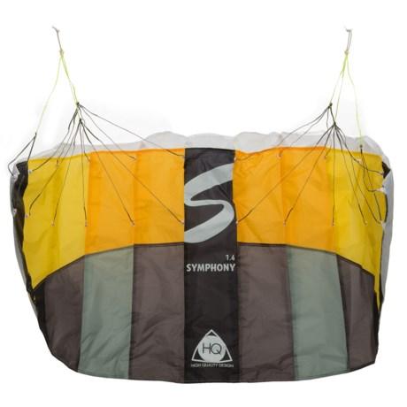 HQ Kites Symphony 1.4 Dual Line Stunt Kite