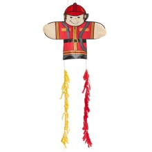 HQ Skymates Kite - Single Line in Fireman - Closeouts
