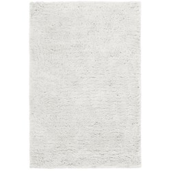 Hri Ultrasoft Shag Area Rug - 7-1/2x9-1/2' in Ivory