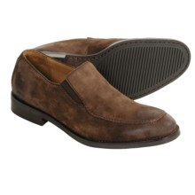 H.S. Trask Broadwater Shoes - Leather Slip-Ons (For Men) in Brown - Closeouts