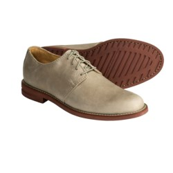 H.S. Trask Electric City Oxford Shoes (For Men) in Taupe