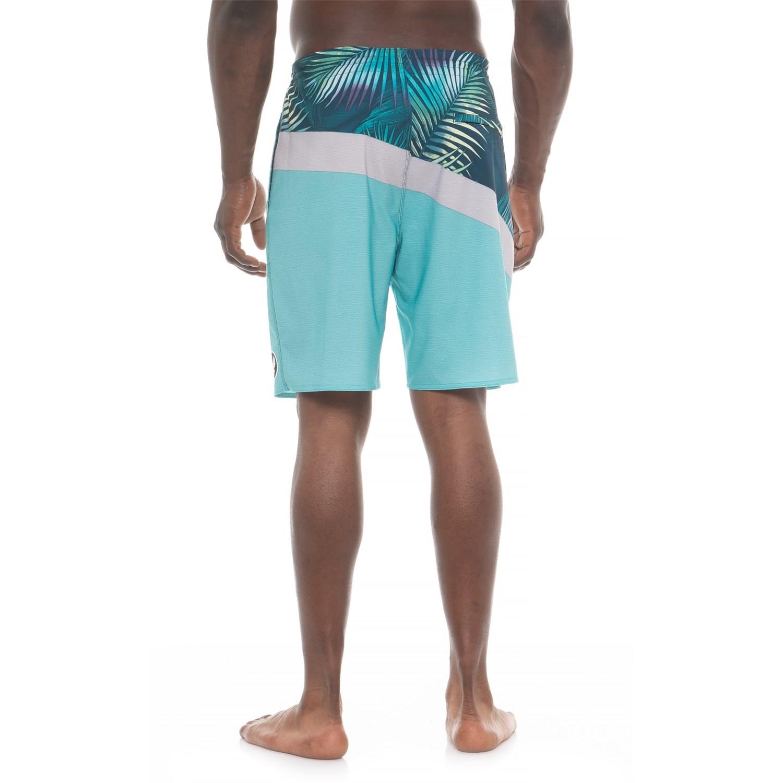 28d0c99c207 HSD Boardies Palm Leaves Boardshorts (For Men) - Save 40%