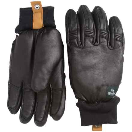 Hudsen by Swany Calhoun Gloves - Waterproof, Insulated (For Men) in Black - Closeouts